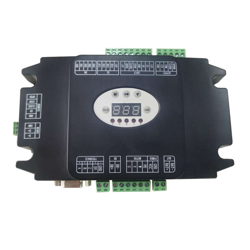 DC 24V 320W hot quality low price access control system servo controller with driver for Vehicle railing brake