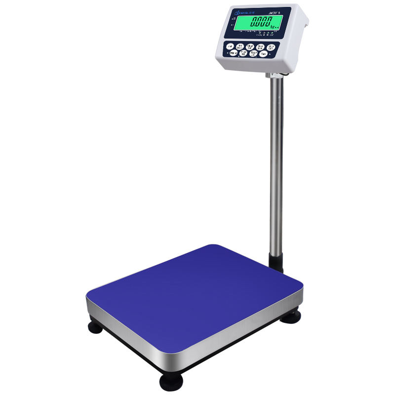 Alarm Platform Scale Electronic Weighing Scales Digital Bench Scale with LCD Display