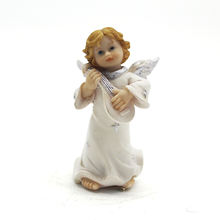 lovely little decorative resin crafts angel