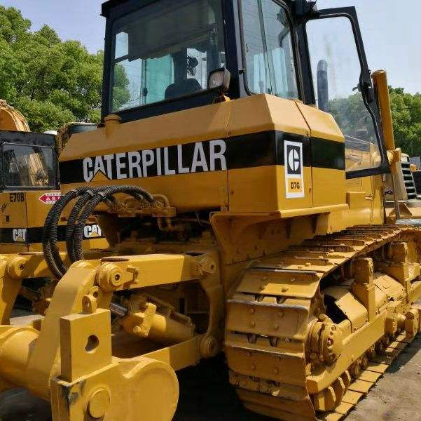 Used D7G crawler bulldozer cheap sale high quality Japan made