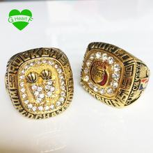 The Houston Rockets Championship Rings, hign quality basketball world championship rings