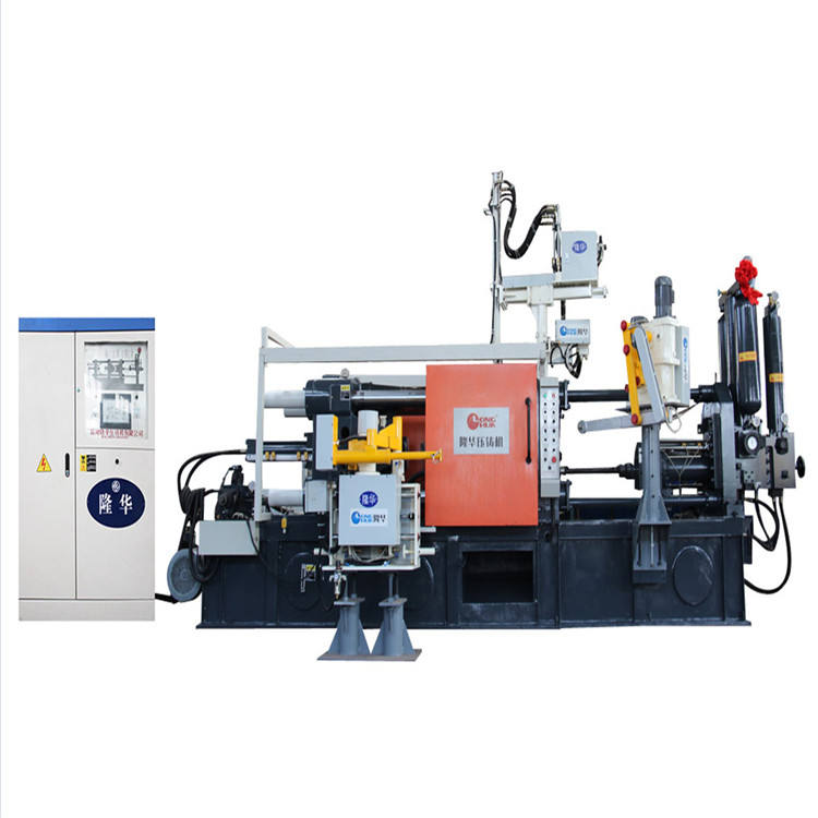 Aluminum electric junction box die casting machine with cost