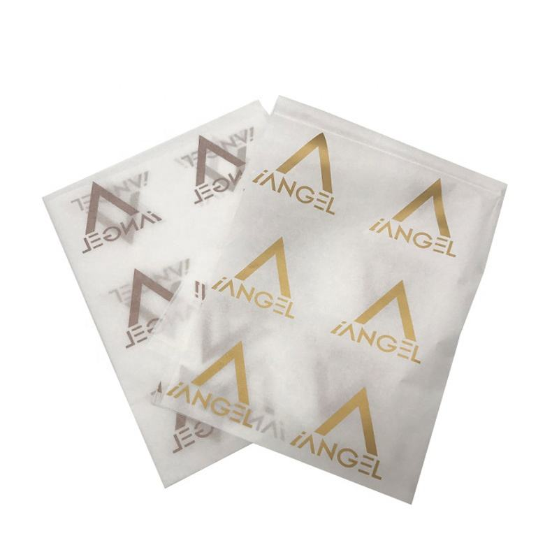 Customised Printed Logo Gift Packaging Craft Acid Free Wrapping Tissue Paper for Soap