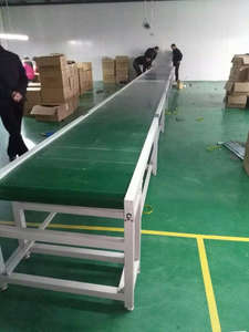DY1210 Double Face Conveyor Belt Line System ESD LCD TV Assembly Line for Conveyor Workshop