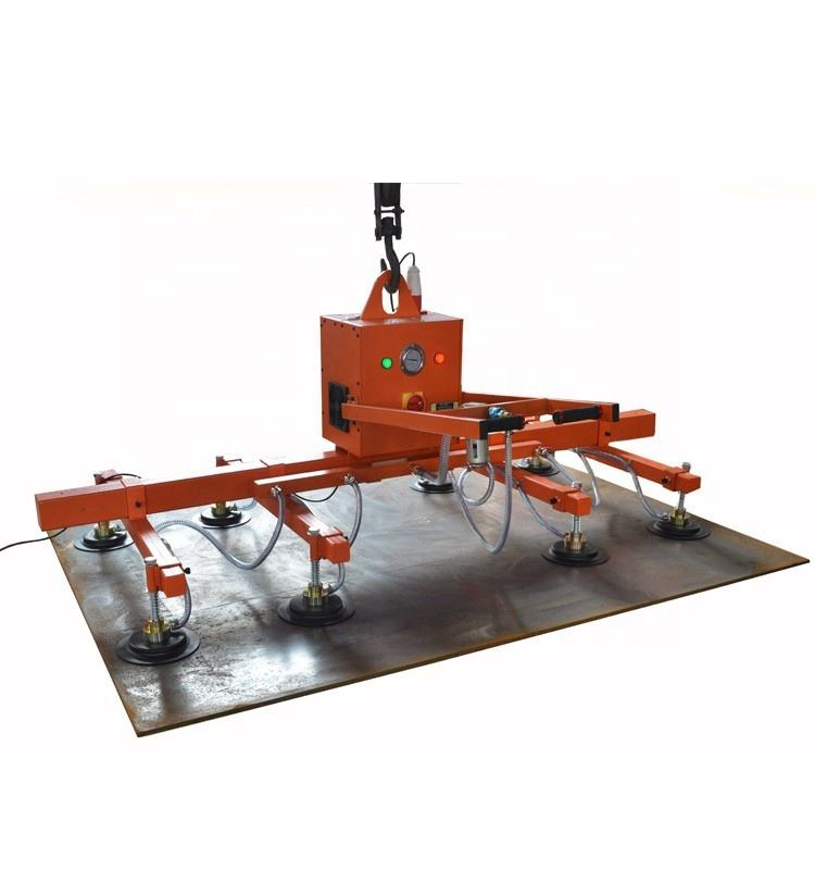 China manufacturer sheet metal vacuum lifter with 500kg lifting capacity
