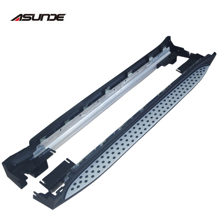 Factory supply running board OEM W164 side step for mercedes benz ml350