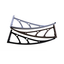 Soundless Rain Shade Awning Plastic Steel Support  Mounting Bracket