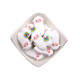 Custom New Design Perle Food Grade Silicone Dentition Sheep Shaped Teething Beads Wholesale