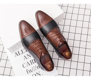 Wholesale High Quality Leather Tap Dance Wear Mens Tap Shoes