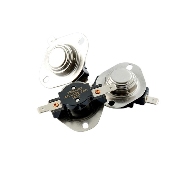 Ksd Thermal Protector Thermostat Thermostat Hot Water Dispenser Tank Thermostat