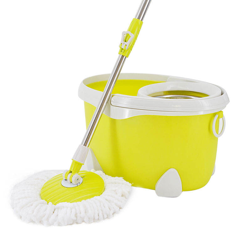 360 Good Quality Rotary Floor Wet Microfiber Spin Home Floor Cleaning Mop