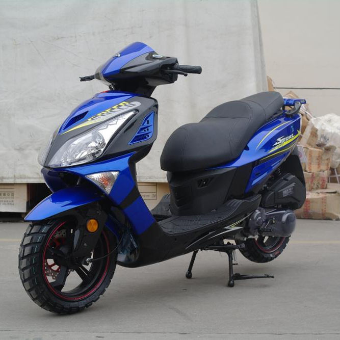 Gas powered moped 50CC gas scooter adult gas scooter 125CC 150CC