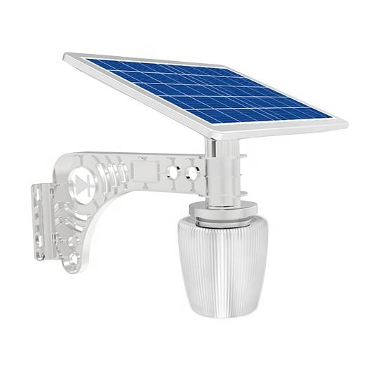 IP65 Outdoor solar led garden light / led Park lamp with 5 Years warranty