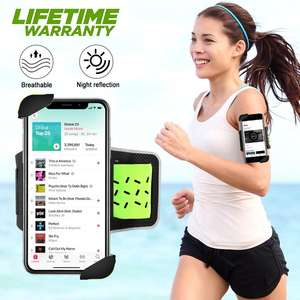 2019 Trending Products Original Smartphone Sport Armband Phone Holder For iPhone 8 X Mobile Phone Accessories Running Armband