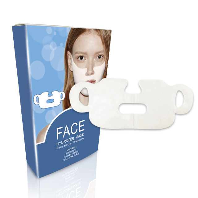 OEM/ODM Amazon Hot Sale Hydrogel Korea V Line Face Up Mask V Patch Chin Face Lifting