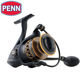 Saltwater Spinning Penn Battle Fishing 30kg drag fishing spinning PENN reel