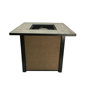 Modern Design Outdoor Garden Fire Tables Firepit Propane Gas Fire Pit With Logo