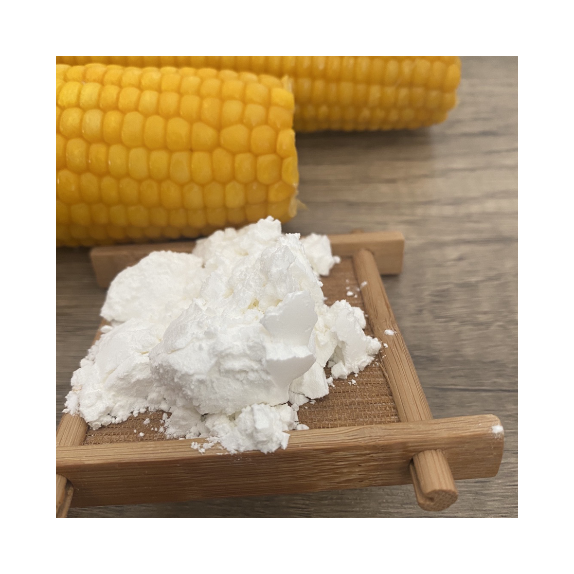 Manufacturer Practical Edible Corn Starch In Bulk
