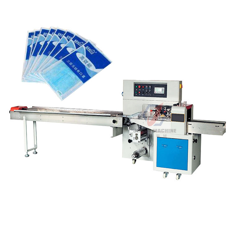 Automatic face mask packing machine supplier