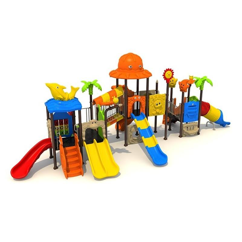 2020 new arrival hot sale kids outdoor play station playground, outdoor playground, children playground equipment
