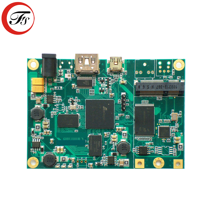 Customized Pcb Pcba Custom PCB And PCBA Board For Electronics Products