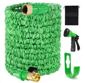 Magic Expandable Garden Water Hose 50FT 75ft 100ft 125ft Water Hose Pipe