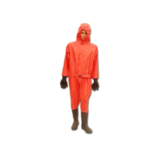 semi-closed light type chemical protective clothing