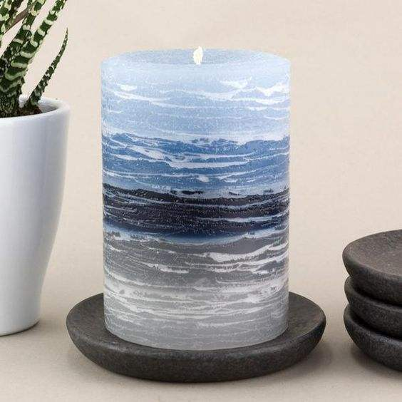 the most popular hot sale 7cm diameter white pillar candle wholesale