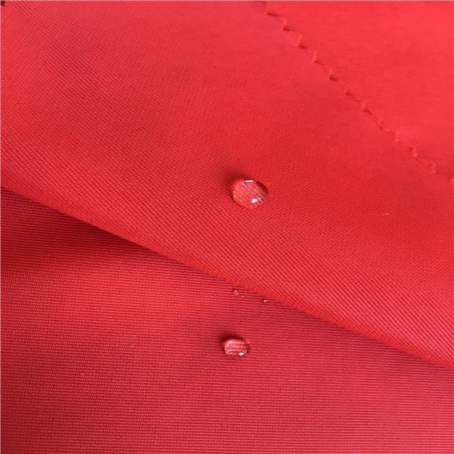 China Supplier 100% Nylon 320D Taslan Fabric For Jacket