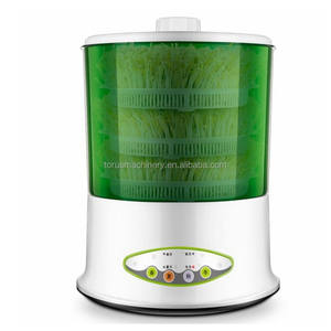 automatic small mobile bean sprouts machine