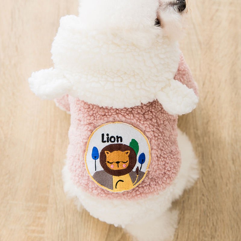 Christmas Luxury Designers Small Dog Clothing Fashions Pet Accessories Clothes Jumper Winter Manufacturer from China Wholesale