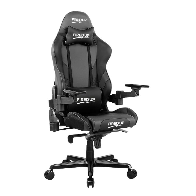 Black PU Best Selling Leather Armrest PC Racing Gaming Chair, Swivel lifting Cheap Gaming Computer Chairs For Home And Office