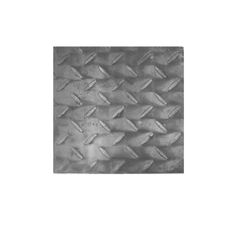 NanXiang high quality carbon hot rolled riffled price checker standard sizes 1mm thick steel sheet galvanized checkered plate