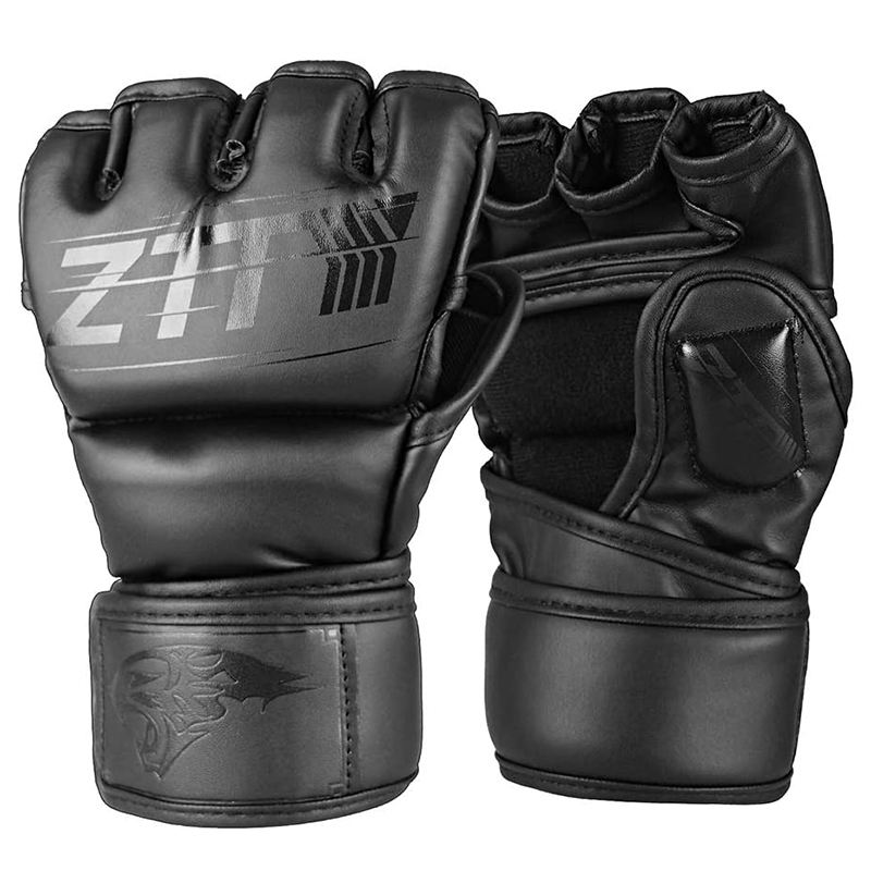 2021 New Arrival Fitness Mma Boxing Muay Thai Boxing Training Gloves for Adults