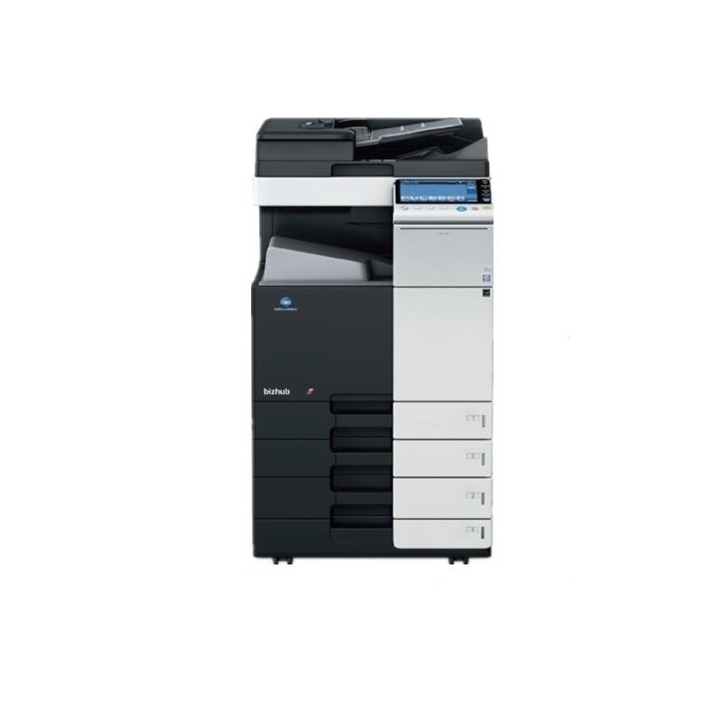 Low Price Refurbished Konica Minolta Bizhub C554 C554e C454 C454e Used Photocopy Machine Copiers for Sale
