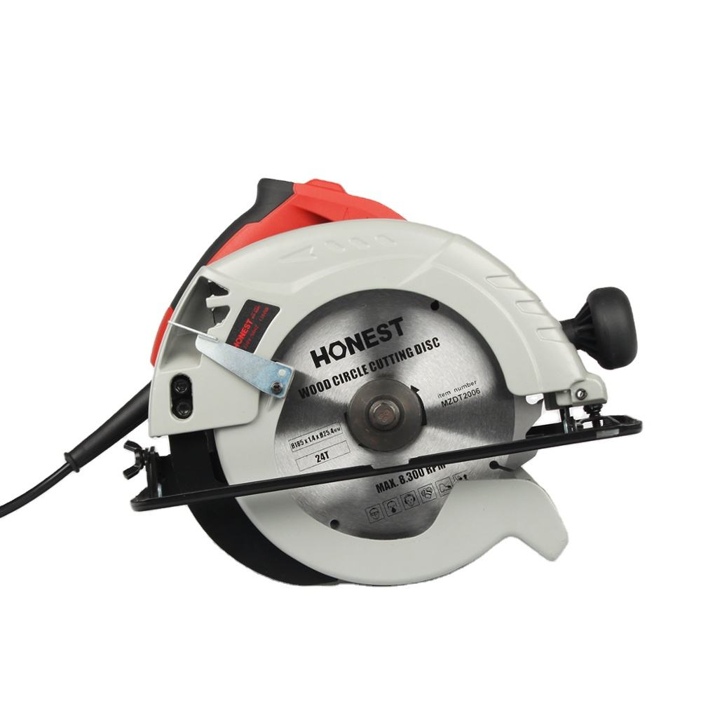 carpentry Portable 185mm Blade Diameter 1350W Wood Cutting machine Electric Logging Machinery power Tool Circular Saw