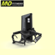 MND Professional Factory Body Building Machine Indoor Sport Equipment Rotary Torso