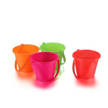 Plastic Kids Beach Bucket and Spade Ice Buckets & Tongs Coolers & Holders Eco-friendly CE / EU Stocked
