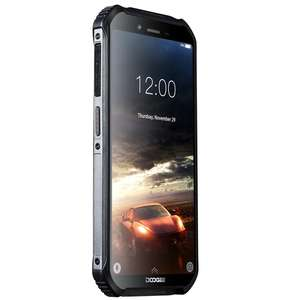 Android Rugged Phone,4GNetwork Rugged Mobile Phone DOOGEE S40,3GB+32GB Unlock with 3 Camera