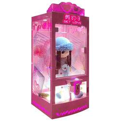 hot selling in 2020 Factory direct supply Get love 3 scissors machine game claw cutter machine