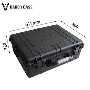 DPC126 China customized trolley 1620 protective case hard transport box