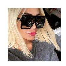 YIDING Super hot Eyewear 2021 Fashion Brand Designer Sun Glasses Big Square Oversized Shades Sunglasses for women accessories