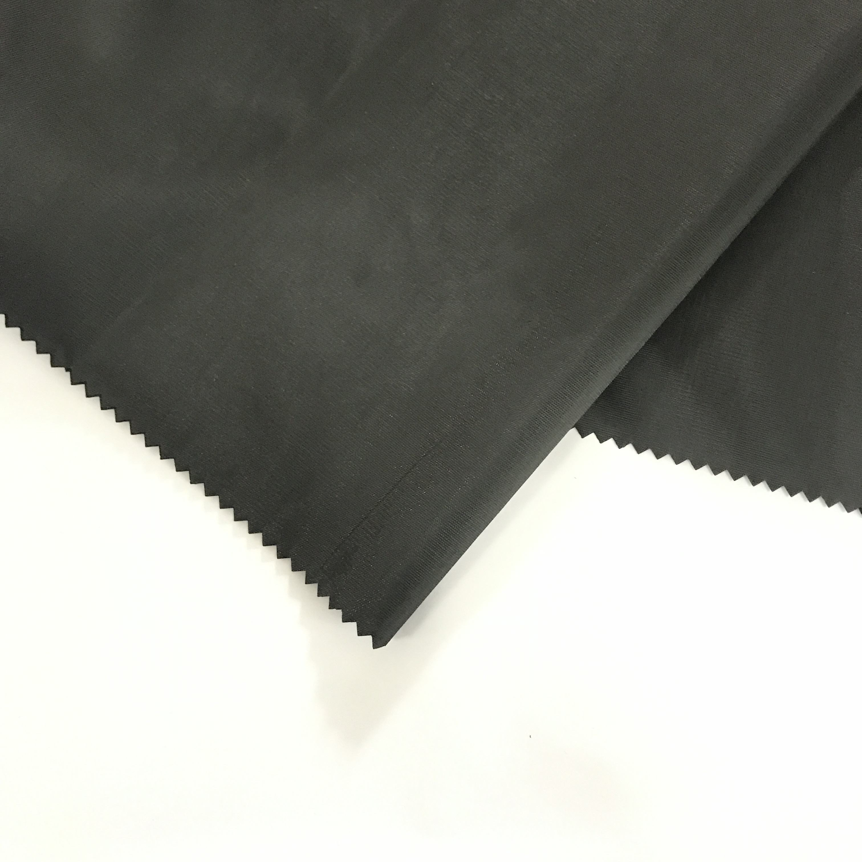 "170T Polyester Peacock Taffeta Lining PA Coated Fabric 68"" 8kg Cheap Pongi Taffeta For Bag Lining"
