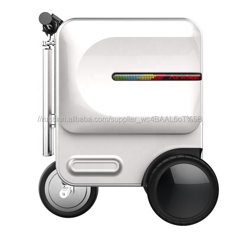 RTS товары смарт-Камера Чемодан деловые сумкиогофункциональная дорожная ручная кладь чехол ездить на чемодан самокат чемодан