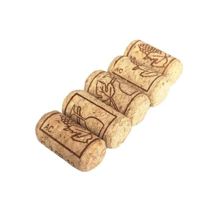 Custom wooden wine cork natural wine stopper wood bottle stopper