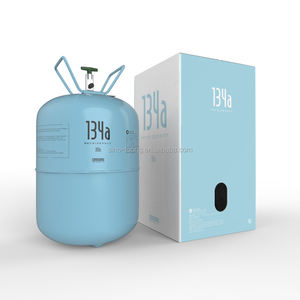 high purity refrigerant gas R134A 13.6kg gas R134A for car
