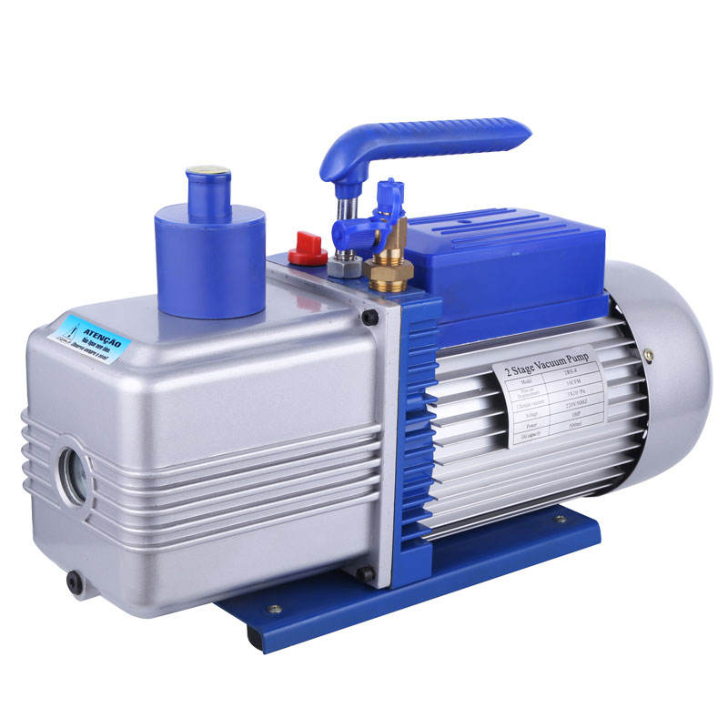 RS-6 Single stage 12cfm 110V high quality refrigeration tool HVAC vacuum pump r410a