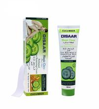 Cucumber moisturizing hair removal cream body armpit thigh men and women gentle hair removal