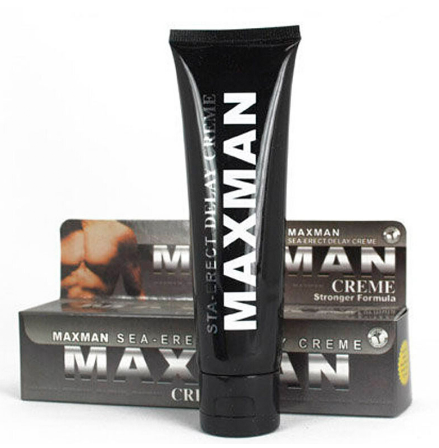 Penis Enlargement Cream Sex Delay Male Lubricant MAXMAN CREAM Sex Products Enlarge Cock 50g