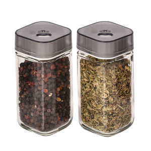 Seasoning Cans Pepper Shakers Salt Shaker Spice Container Spice Jar